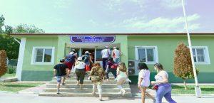 Yabancı Öğrencilerinden Gaski'ye Ziyaret