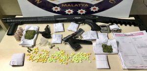 Uyuşturucu Operasyonu'nda 14 Gözaltı