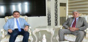 Cumhuriyet Başsavcısı Orhan Usta'dan Başkan Çakır'a Ziyaret
