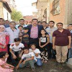 Bakan Tüfenkci, Beydağlıların Sorunları İçin Devrede