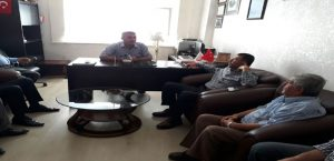 Ağbaba Belediyecilik Sadece Cumhurbaşkanı Reklamı Yapmak Değildir
