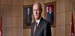 MHP Genel Başkan Bahçeli Isparta'da Toplu Açılış Töreninde