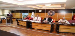 Üniversite Öğrencileri, Belediye Meclis Toplantısına Katıldı