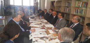 Halk Kütüphanelerinin İstişare Toplantısı İlçemizde Yapıldı