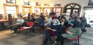 MAFSAD'ın Fotoğraf Eğitimleri Başladı