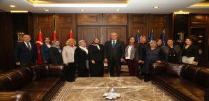 Başkan Altepe'den 'Kadın Meclisi'ne Moral