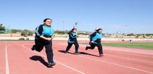 Engelli Bireyler Türkiye Şampiyonası'na Hazırlanıyor
