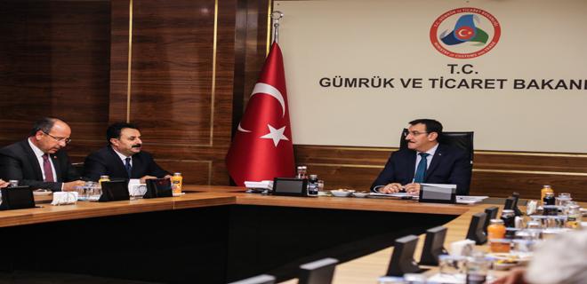 Bakan Tüfenkci'den Tütüncülere Kooperatif Müjdesi