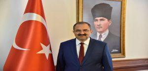 Vali Kaban 29 Ekim 2017 Cumhuriyet Bayramı Kutlama Mesajları