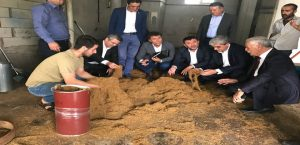 CHP Heyeti Adıyaman'da