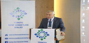 Türkiye Kent Konseyleri Birliği Bölge Toplantısı Gerçekleşti
