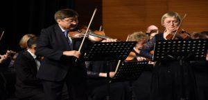 Bursa'da 'Dostlarım Zenginliğimdir' Konseri