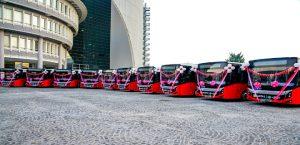 MOTAŞ Tarafından 10 Adet Yeni Otobüs Alındı