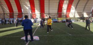 Yazıhan'da Kurumlar Arası Voleybol Turnuvası