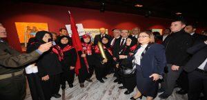 """Büyükşehir 25 Aralık Kurtuluş Günü""""nü Sanatla Birleştirdi"""