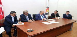 Başkan Kutlu, AGC Yönetimiyle İstişare Toplantısında Buluştu