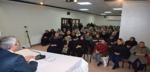 Bireysel Rehberlik Yönüyle Efendimiz Konferansı Verildi.