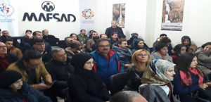 Mafsad'ta Akif Özbildirici Rüzgarı Esti