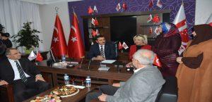 Bakan Tüfenkci ve Vali Ali Kaban Çeşitli Programlara Katıldılar