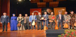 Malatya'da Uluslararası Âşıklar Şöleni Düzenlendi