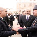 Kıbrıs Gazilerini Kıbrıs'a Gönderdik