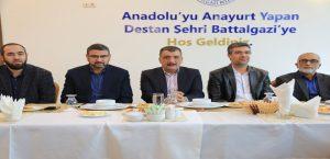 Başkan Gürkan,Filistin İçimizde Kanayan Bir Yara
