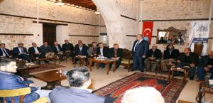 Başkan Kutlu, AK Parti Merkez İlçe Yönetimiyle Bir Araya Geldi