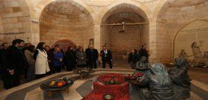 Karaaslan Gaziantep'in Kültürüne Hayran Kaldı