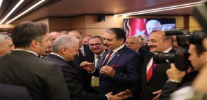 Keskin: Sorunlarımızı Başbakanımıza Aktardık