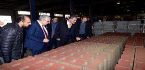 Başkan Çakır MESTON'u Ziyaret Etti