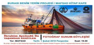 MAFSAD'ta Yaşamdan Kesitler Fotoğraf Sunumu