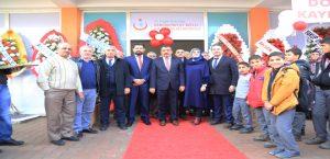 Sancaktar 1 No'lu Aile Sağlığı Merkezi Açıldı