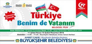 Türkiye Benim de Vatanım Belgeseli