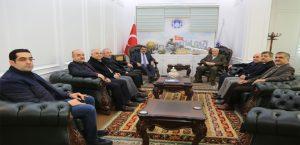 Başkan Gürkan,Kapalı Çarşı,Köklü Bir Esnaf Geleneğinden Gelmektedir