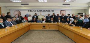 Öznur Çalık Adana'da