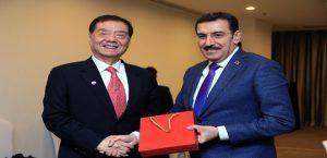 Bakan Tüfenkci: Ülkemizde Daha Çok Çinli Yatırımcı Görmek İstiyoruz