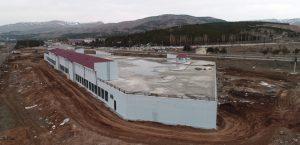 Araç Kiralama Firmalarının Toplanma Merkezi Tamamlandı