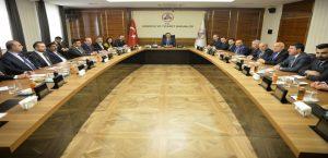 Şırnak Heyeti Sınır Ticaretinin Yeniden Düzenlenmesini Talep Etti