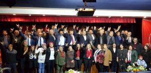 MHP'li Mehmet Erdoğan Datça'da Konuştu