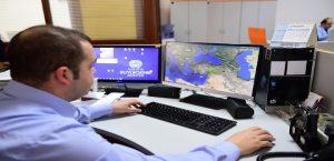Hafriyat Kamyonları Uydudan Takip Ediliyor