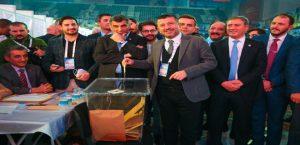 Ağbaba Tekrar Parti Meclisine Seçildi