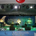 Ramazan Akşamları, Kur-an'ı Kerim Tilaveti ve Grup Nida ile Devam Etti