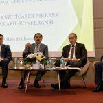 Bakan Tüfenkci İstanbul'u Uluslararası Ticaret Üssü Yapacağız