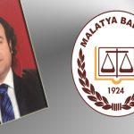 Avukat Soner Demirci Malatya Barosu Başkan Adaylığını Açıkladı