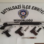 Malatya'da 112 Ekip 874 Polisin Katılımı İle Türkiye Güven Huzur Uygulaması