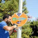 Büyükşehir Belediyesinden Ücretsiz Wi-Fi Hizmeti