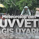 Malatya'da Sağanak Yağış Uyarısı