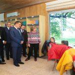 Başkan Gürkan,Kütüphanemiz Herkese Açıktır