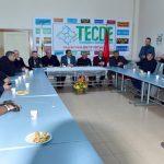 Başkan Gürkan, Tecde Mahallesi Sakinlerinin Sorunlarını Dinledi