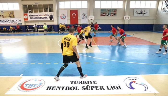 Adıyaman Belediyespor, MYK Hentbol Maçına Hazırlanıyor